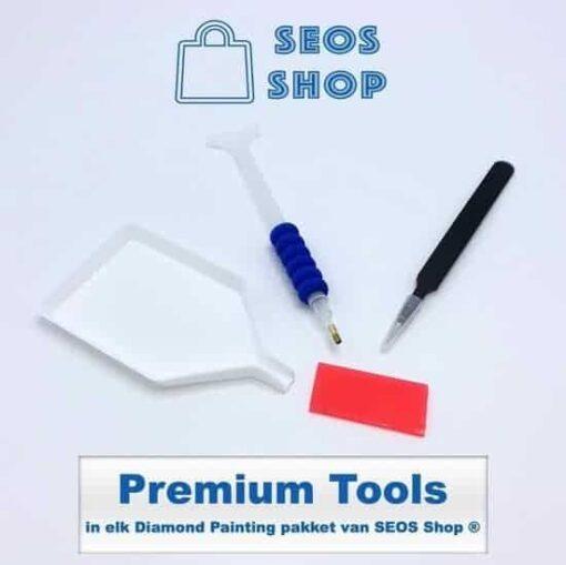 SEOS Shop Tools setje