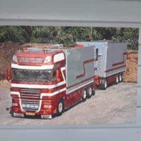 Diamond paint foto
