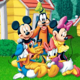 Disney diamond painting