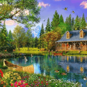 Natuur Paintings