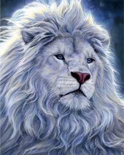 leeuwen kop diamond painting seos shop