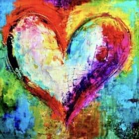 Liefde Paintings