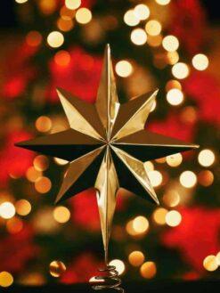 Kerst ster