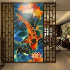 Mooie goudvissen