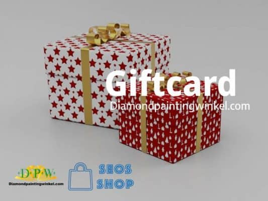 Diamond Painting giftcard