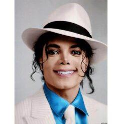Michael Jackson portret