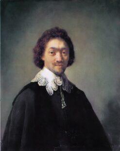Portret van Maurits Huygens