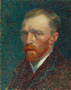 Vincent van Gogh Portret