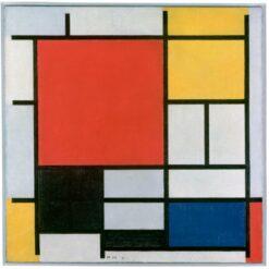 Piet Mondriaan Compositie