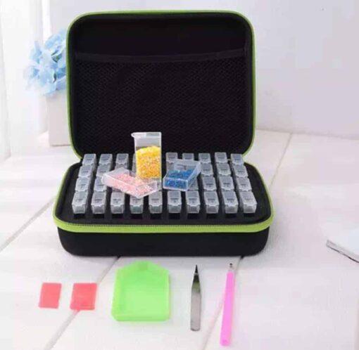 Diamond Painting Sorteerdoos 40 Tic Tac - SEOS Shop®