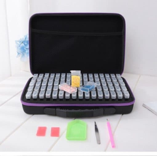 Diamond Painting Sorteerdoos 80 Tic Tac - SEOS Shop®