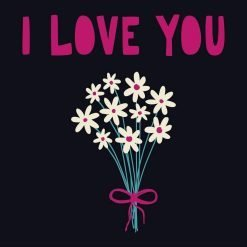 I love you bloemen