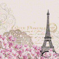 Kaartje uit Parijs
