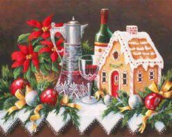 Kerst stilleven