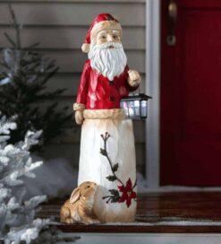 Kerstman standbeeldje
