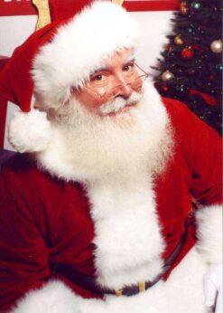 Vrolijke Kerstman