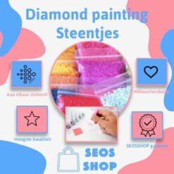 Diamond painting steentjes