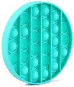 Siliconen Pop it fidget - Groene cirkel